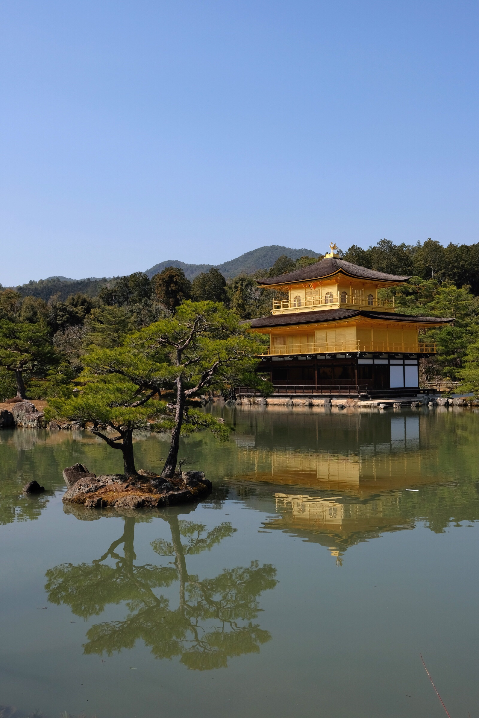 Japan - Kyoto - Kinkaku-ji - Golden Pavilion