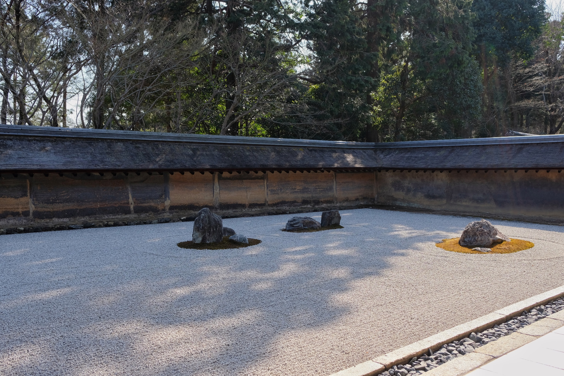 Japan - Kyoto - Ryōan-ji Temple