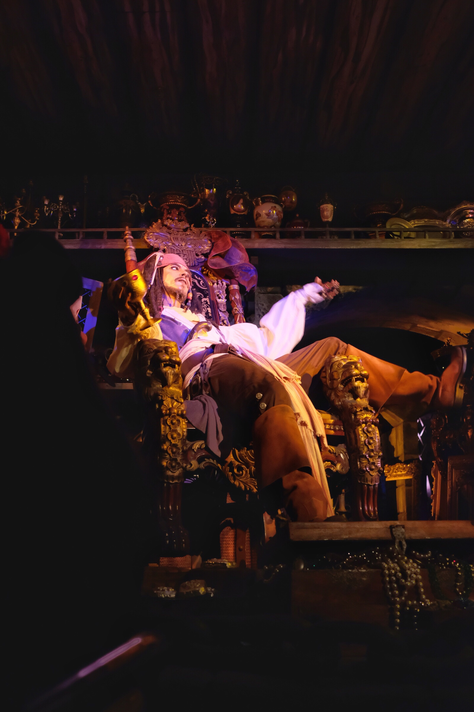 Japan – Tokyo – Tokyo Disneyland – Pirates of the Caribbean
